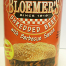 Beef Barbecue (10 cans)
